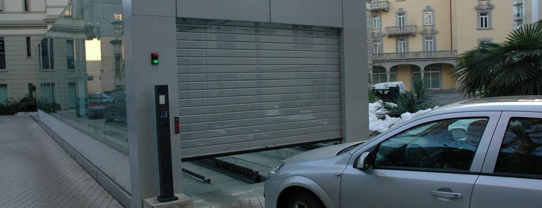 Elecon parcheggi automatizzati