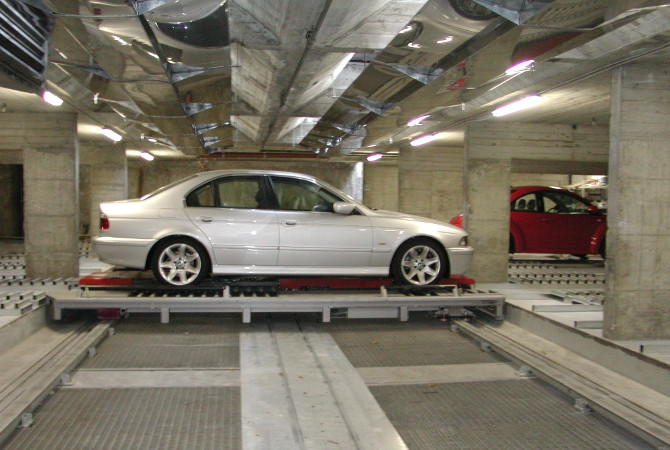 Carlift Parking Systems Mechanical Parking Systems Elecon